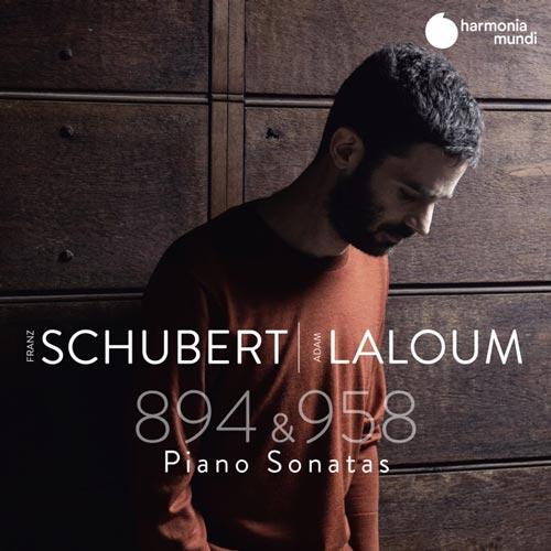 آلبوم موسیقی کلاسیک Schubert Sonatas D. 894 & D. 958 با اجرای Adam Laloum