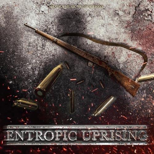 موسیقی تریلر Entropic Uprising اثری باشکوه و قهرمانانه از Amadea Music Productions