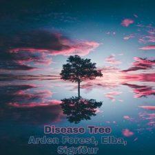 موسیقی پیانو آرامش بخش Disease Tree اثری از Arden Forest