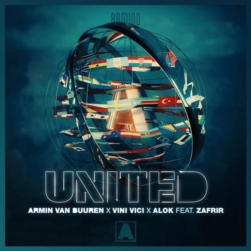 موسیقی ترنس United اثری پرانرژی و پرتحرک از Armin van Buuren
