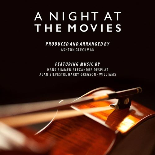آلبوم A Night at the Movies برترین موسیقی فیلم ها با اجرای Ashton Gleckman