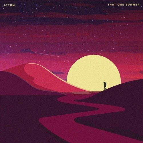 آلبوم That One Summer اثری ریتمیک و ملودیک از Attom