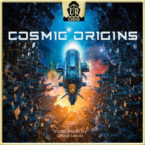 آلبوم Cosmic Origins موسیقی تریلر حماسی هیجان انگیز از George Leousis