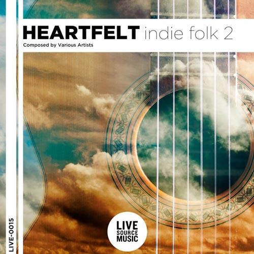آلبوم موسیقی بی کلام Heartfelt Indie Folk Vol. 2 اثری از Jonathan Monroy