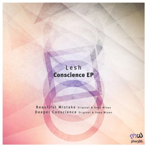 آلبوم Conscience موسیقی پراگرسیو هاوس زیبایی از Lesh
