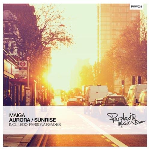آلبوم Aurora _ Sunrise موسیقی پراگرسیو هاوس اثری از Maiga