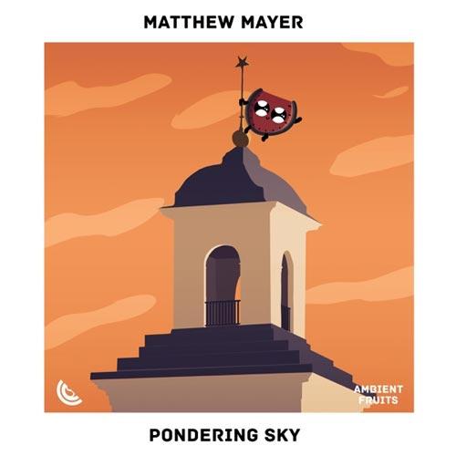 آهنگ پیانو آرام Pondering Sky اثری از Matthew Mayer