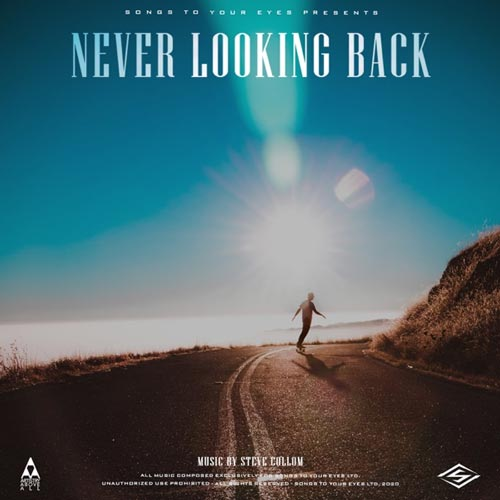 آلبوم Never Looking Back موسیقی ایندی فولک سینمایی اثری از Songs To Your Eyes