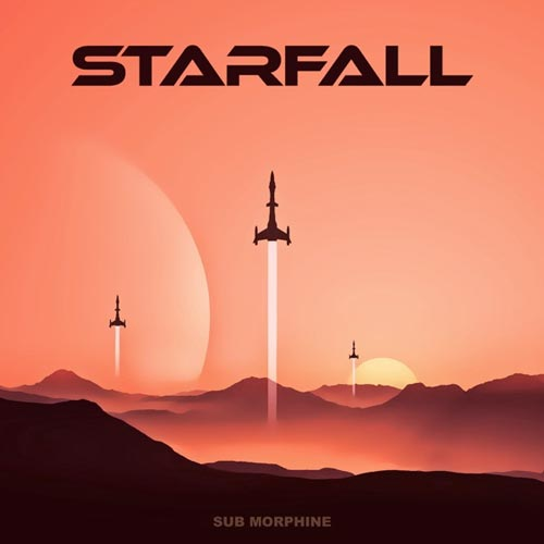 آلبوم StarFall موسیقی سینت ویو پرانرژی و ریتمیک از Sub Morphine
