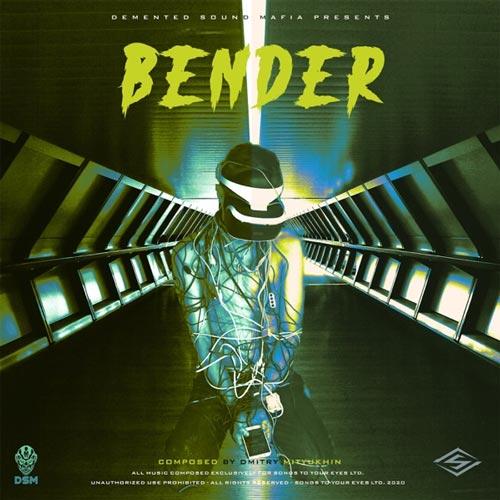 آلبوم موسیقی تریلر Bender اثری هایبرید اکشن از Tybercore