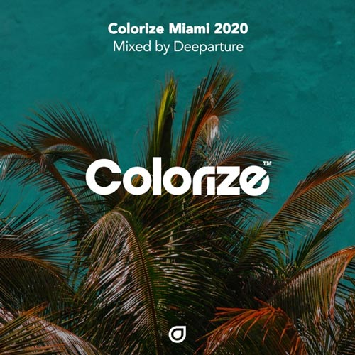 آلبوم Colorize Miami 2020, mixed by Deeparture از لیبل Enhanced Music