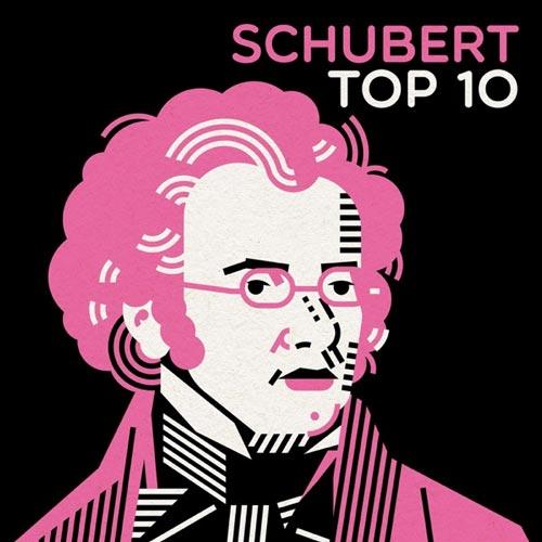 10 اثر برتر فرانتس شوبرت از لیبل وارنر موزیک
