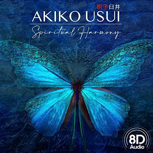 آلبوم موسیقی بی کلام Spiritual Harmony اثری از Akiko Usui