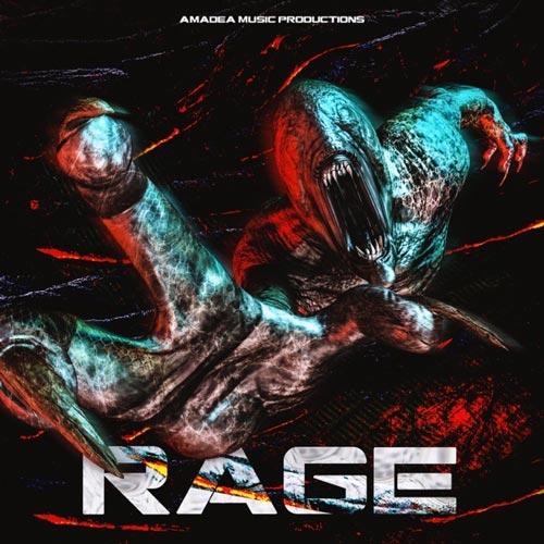 آلبوم موسیقی تریلر Rage اثری از Amadea Music Productions