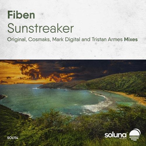 آلبوم موسیقی پراگرسیو هاوس Sunstreaker اثری از Fiben