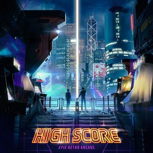 آلبوم موسیقی تریلر High Score اثری از Gothic Storm