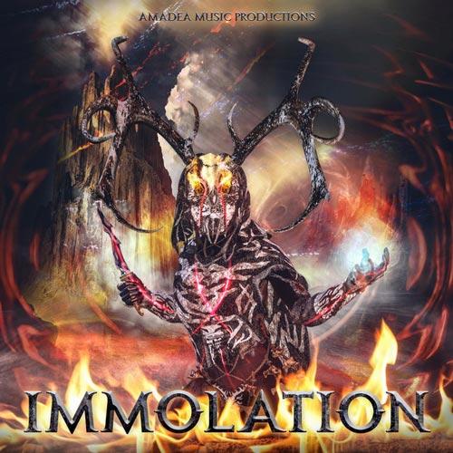موسیقی تریلر Immolation اثری از Amadea Music Productions