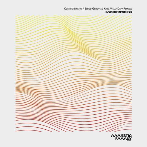 موسیقی الکترونیک Cosmochemistry اثری از Invisible Brothers