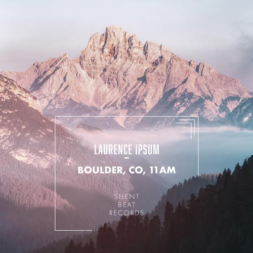 موسیقی بی کلام Boulder, CO, 11AM اثری از Laurence Ipsum
