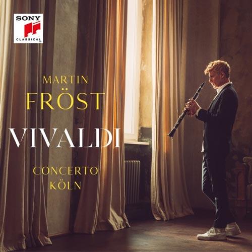 آلبوم موسیقی کلاسیک Vivaldi اثری از Martin Fröst