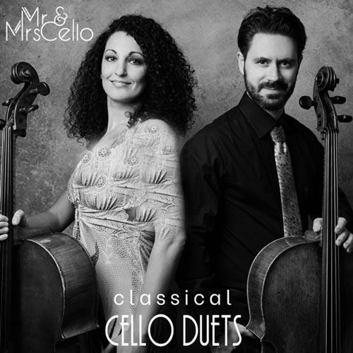 آلبوم موسیقی کلاسیک Classical Cello Duets اثری از Mr & Mrs Cello