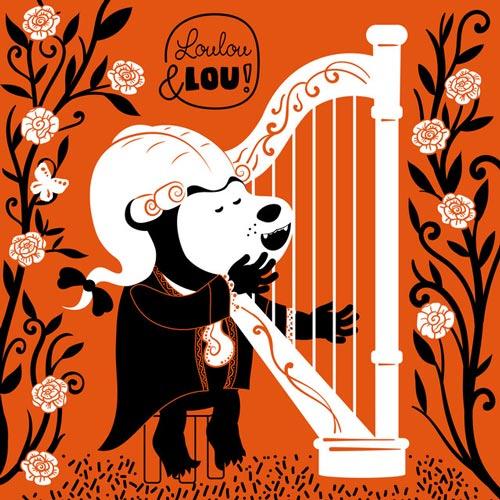 آلبوم موسیقی کلاسیک Musica Clasica Para Niños (Arpa)