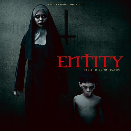 آلبوم موسیقی تریلر Entity اثری از Revolt Production Music