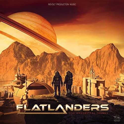 آلبوم موسیقی حماسی Flatlanders اثری از Revolt Production Music