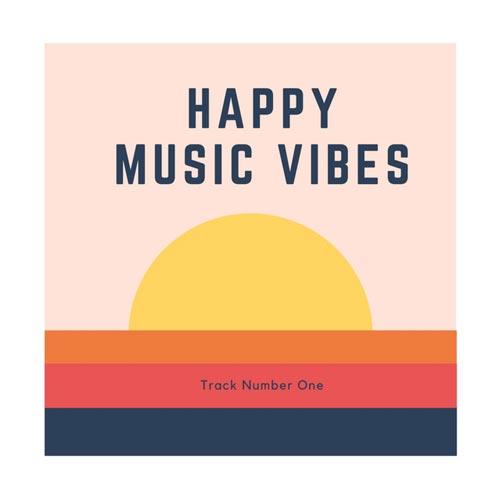 آلبوم موسیقی جز Happy Music Vibes از لیبل Track Number One