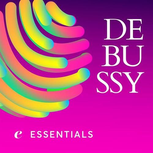 آلبوم موسیقی کلاسیک Debussy Essentials از لیبل Warner Music