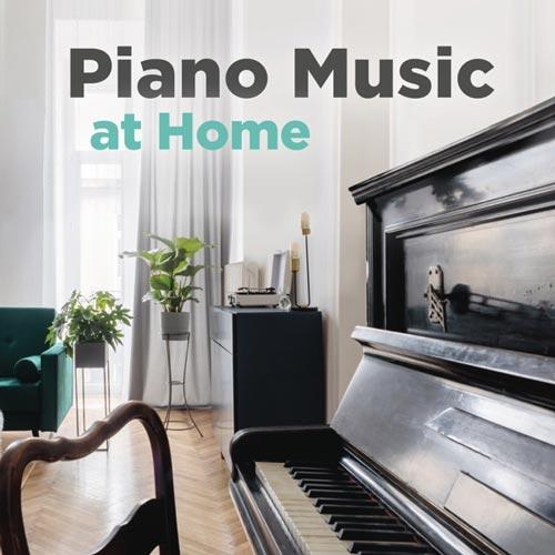 آلبوم موسیقی Piano Music at Home از لیبل Sony Music