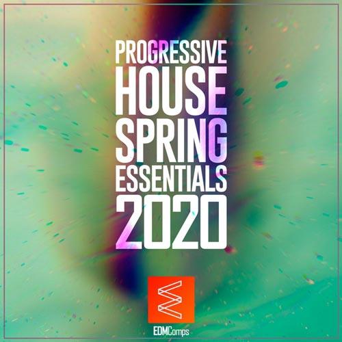 آلبوم موسیقی Progressive House Spring Essentials 2020 از لیبل EDM Comps
