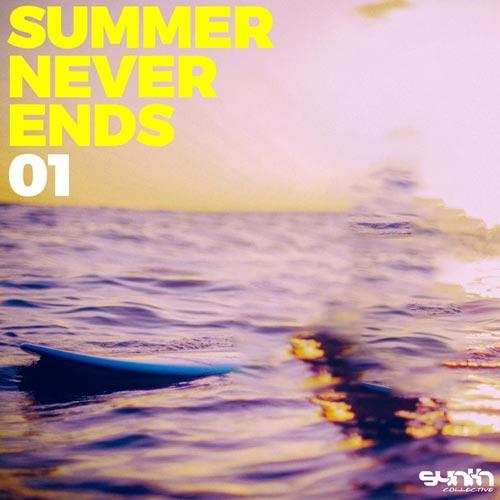 آلبوم موسیقی پراگرسیو هاوس Summer Never Ends 01 از لیبل Synth Collective