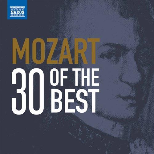 30 قطعه از بهترین آثار موسیقی موتسارت از لیبل ناکسوس