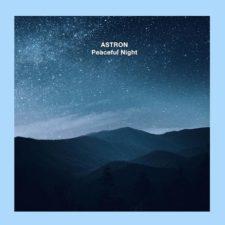 موسیقی بی کلام Peaceful Night اثری از Astron