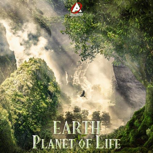 موسیقی تریلر ارکسترال Discovery Series Earth (Planet of Life) اثری از Atom Music Audio