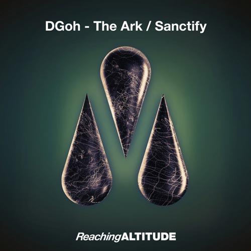 آلبوم موسیقی ترنس The Ark / Sanctify اثری از DGoh