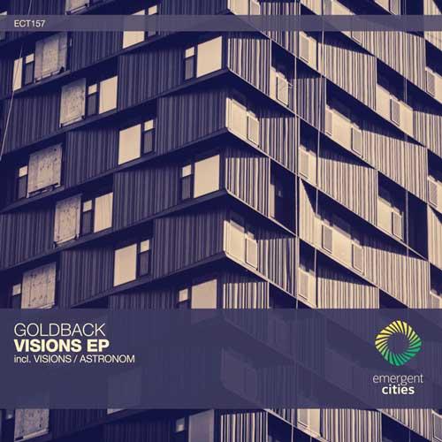 آلبوم موسیقی ترنس Visions اثری از Goldback
