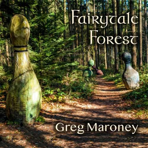 موسیقی پیانو آرامش بخش Fairytale Forest اثری از Greg Maroney