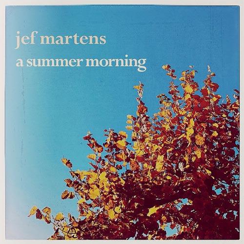 پیانو آرامش بخش Jef Martens در آهنگ A Summer Morning