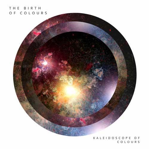 آلبوم پیانو آرامش بخش The Birth Of Colours اثری از Kaleidoscope of Colours