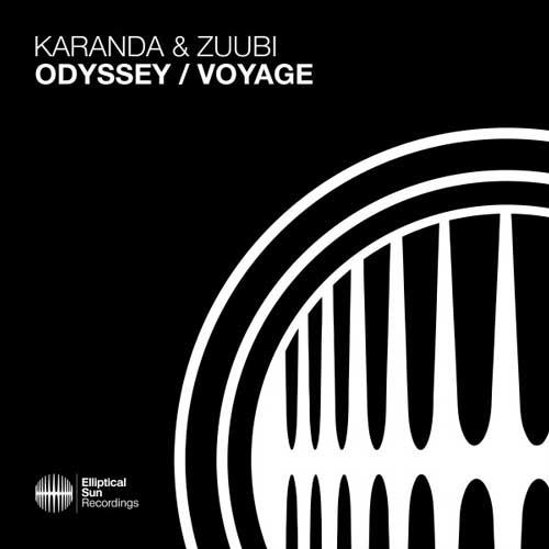 آلبوم موسیقی الکترونیک Odyssey / Voyage اثری از Karanda, Zuubi