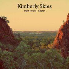 گیتار آرامش بخش Matt Tondut, Elgafar در آهنگ Kimberly Skies