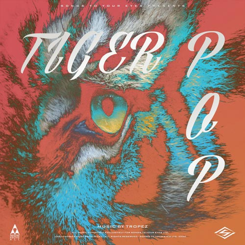 آلبوم موسیقی پاپ Tiger Pop اثری از Songs To Your Eyes