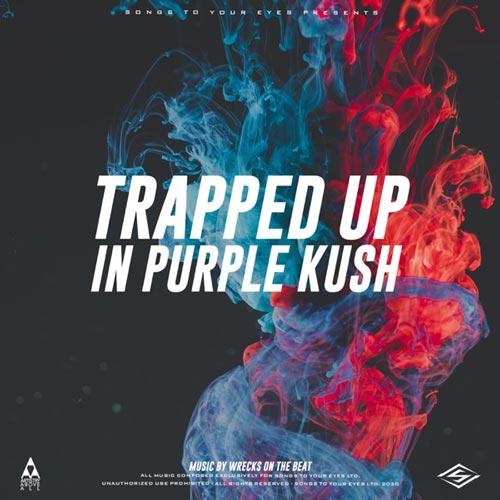 آلبوم موسیقی هیپ هاپ Trapped Up In Purple Kush اثری از Songs To Your Eyes