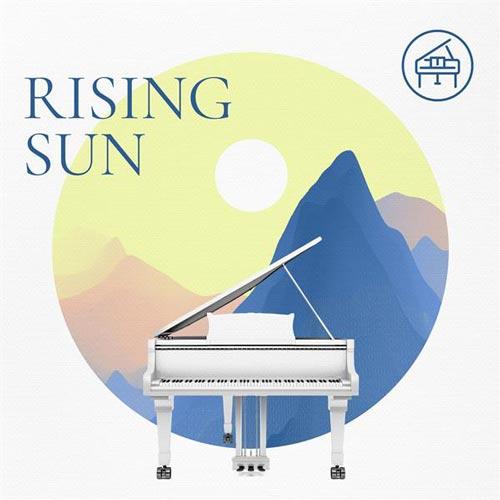 آلبوم پیانو کلاسیکال آرامش بخش Rising Sun از لیبل Warner Music