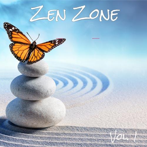 آلبوم موسیقی بی کلام آرامش بخش Zen Zone Vol.1