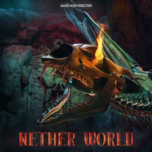 آلبوم Nether World موسیقی تریلر راک حماسی اثری از Amadea Music Productions