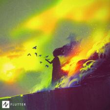 آهنگ الکترونیک Flutter اثری پرانرژی و ریتمیک از Approaching Nirvana