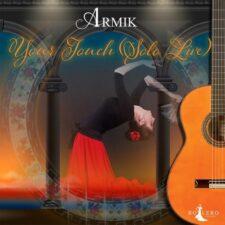 موسیقی گیتار عاشقانه و احساسی Your Touch (Solo Live) اثری از Armik